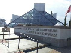 Rock & Roll Hall of Fame!