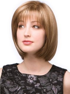 beautiful medium length bob hairstyle