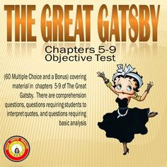 The Great Gatsby Chapter 3 Activities Fitzgerald S