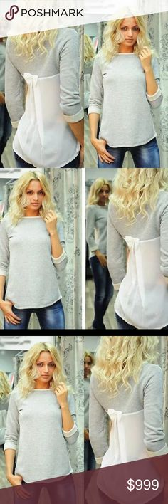 Coming Soon ! New Fashion Women Lady Blouse Clothing Tops Loose Chiffon Cotton Patchwork Tops /Spring Long Sleeve Shirts Casual Blouse/ great for any occasion! Absolutely stunning! Tops Tees - Long Sleeve
