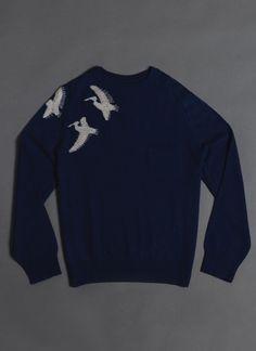 Billy Redi - Pelican Pocket Sweater