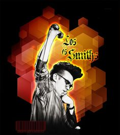 Los esSmiths (The Smiths) by Shrauger aka rUmPeLsTiLtSkIn 2013. www.etsy.com/shop/Lavysh