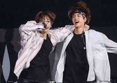 V e Jin | são as coisas mais fofas