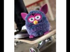 Best 2012 Christmas Toys Furby purple