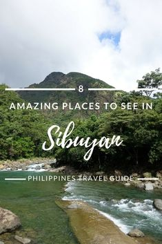 Discover Sibuyan, also called the Galapagos of Asia for its lush fauna and flora. Perfect for nature lovers. #nature #outdoor #travel