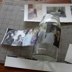 DIY Mason Jar Photo Candles to Gift for Christmas   EcoSalon   Conscious Culture and Fashion