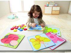 Игры с крышками для самых маленьких (скачать) - Раннее развитие - Babyblog.ru