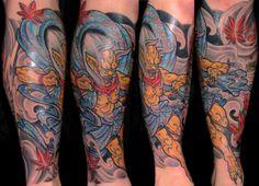 Kim Saigh and Shawn Barber Memoir Tattoo Los Angeles - Big Tattoo Planet Community Forum