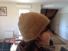 Bonnet Je tricote pour vous: isatis21@yahoo.fr