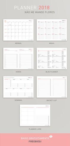 Todo ano procuro um calendário gratuito para imprimir e usar no meu dia a dia no trabalho. Há anos tenho o hábito de rabiscar tarefas, compromissos e lembretes num planner mensal. Quem gosta de usa…