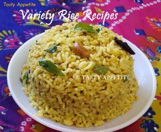 Rice Recipes for Dinner | ... Variety Rice Recipes / Healthy Lunch Box Recipes / Kids Healthy Lunch