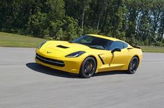 2014 Chevrolet Corvette Stingray Z51 has 3.8-Second 0-60 MPH Time - WOT on Motor Trend