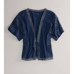 american eagle outfitters ae embroidered