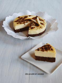 Bloc de cuina pa amb oli i xocolata: Pastís de mató