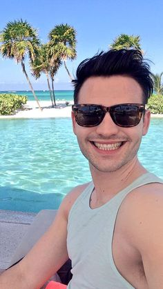 Michael Auger of Collabro in Mexico, photo by MICHAEL AUGER :D, @MichaelCollabro on Twitter