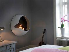 Natural Bioethanol Safe-burning Fireplaces