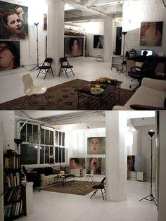 Alyssa Monks's Studio