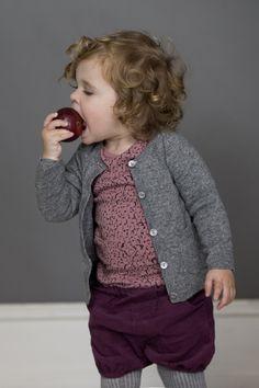 Baby Girls Corduroy Bloomer Shorts from Mini Ruby