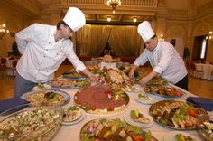 Before finalizing a wedding management company, make sure that the idea of the menu and the budget are clear in your mind to avoid any ambiguity. It is necessary to be clear with all the specified details with catering company before you finalize it.