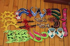 Stillwater Synchro Suit Library: Headpieces
