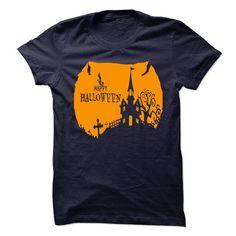 Happy Halloween 2015 T Shirts, Hoodies, Sweatshirts. CHECK PRICE ==► https://www.sunfrog.com/Holidays/Happy-Halloween-2015-6556600000-67202291-Guys.html?41382