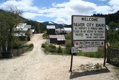 silver city idaho