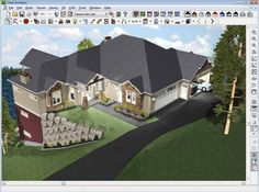 3D Home Design Software With | 18 Best Home Design Software Free Images On Pinterest Home Design