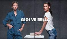 Face off: Gigi and Bella Hadid let their creative juices flow as they molded objects out of clay for British Vogue's Sculpture Challenge