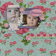 Layout using {Blush Vol. 1} Digital Scrapbook Template by Aprilisa Designs available at Gingerscraps http://store.gingerscraps.net/Blush-Vol.-1.html #digiscrap #digitalscrapbooking #dagistemptations #blush