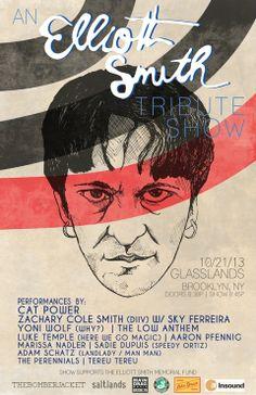 Elliot Smith Tribute Show