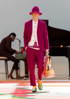 Burberry Spring 2015 Menswear collection