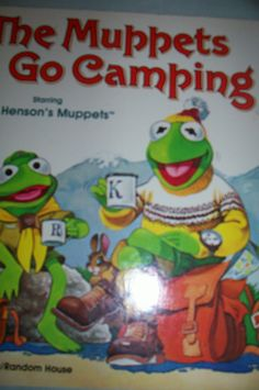 The Muppets Go Camping: Muppets: 9780394847115: Amazon.com: Books