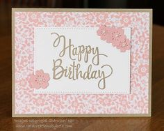 Simple Stylized Birthday by mcalexab - Cards and Paper Crafts at Splitcoaststampers