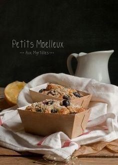 moelleux myrtille , cake blueberry IG bas,