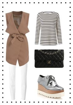 """""""Untitled #28"""" by munaa63 ❤ liked on Polyvore featuring Dolce&Gabbana, Norse Projects, STELLA McCARTNEY and Chanel"""