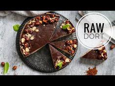 RAW DORT | vegan | MaruškaVEG - YouTube Pie, Delena, Desserts, Food, Youtube, Torte, Tailgate Desserts, Cake, Deserts