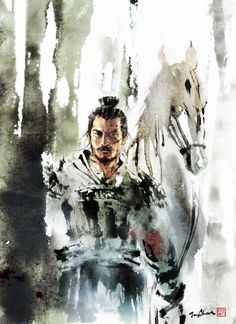 Samurai - festmény. httpwww.ba-ra.huindex.phproute=productlist&keyword=ecset&description=1