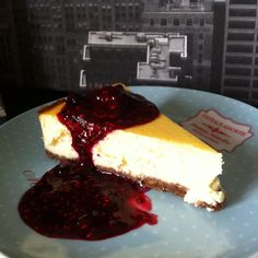 CheeseCake New-Yorkais by Mayonnaise on www.espace-recettes.fr