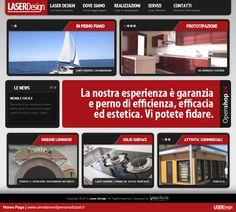 Laser Design | Home Page | www.arredamentipersonalizzati.it