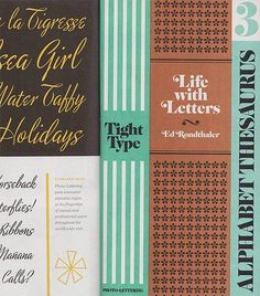 The Typofiles #86 by Shauna Haider, via Flickr
