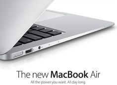 Apple Could Release New MacBook Airs Next Week, But Will They Be Retina? [Rumor]