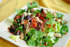 Two Fall Salads: The Recipes - Three Many Cooks