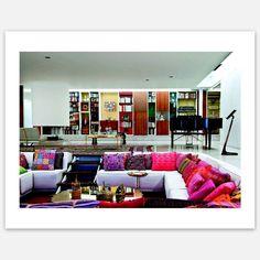 60s living room