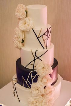 678 Best Cake - 5 Tier Wedding Cakes images in 2019   Wedding cakes
