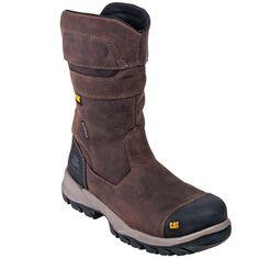 07c25488421444 Caterpillar Boots  Men s 90557 Composite Toe Waterproof EH Jenka Work Boots