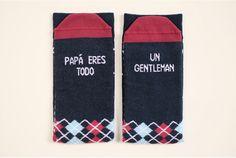 """Calcetines """"Papá Gentleman"""""""