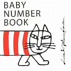 BABY NUMBER BOOK [単行本] リサ ラーソン (イラスト), ヨハンナ ラーソン