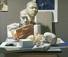 Artodyssey: Harold Reddicliffe
