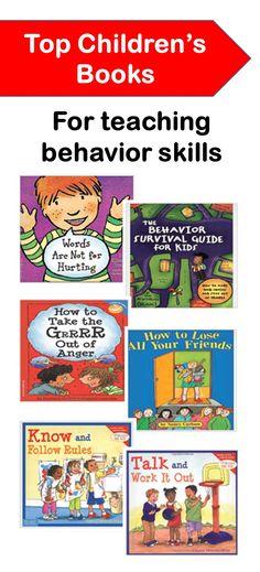 Children's Books for Teaching Proper Behavior
