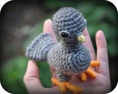 Young Dove - Grietjekarwietje: Jonge duif